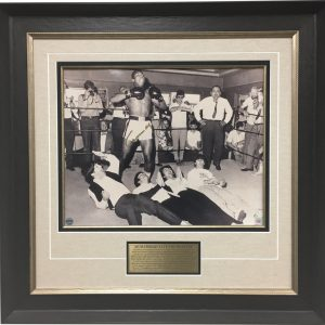 cassius clay v the beatles signed collectibles memorabilia