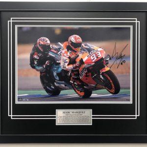 marc marquez signed repsol honda motogp memorabilia