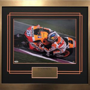 dani pedrosa 2013 repsol honda signed memorabilia collectibles photos