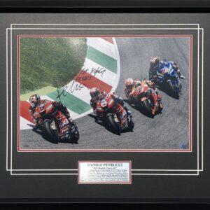 Danilo Petrucci 2019 Mugello Victory Signed MotoGP Memorabilia