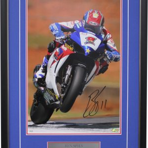 Ben Spies ama signed champion collectible memorabilia photos