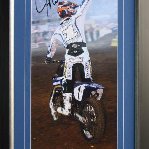 Jeremy McGrath signed memorabilia supercross motocross
