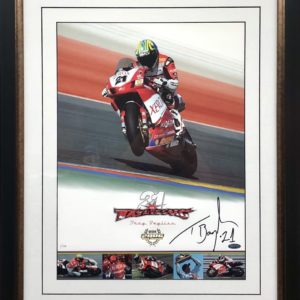 Troy Bayliss 2006 World Champion Ducati World SBK