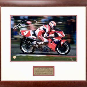 Mick Doohan Signed MotoGP Memorabilia 1994 Photo