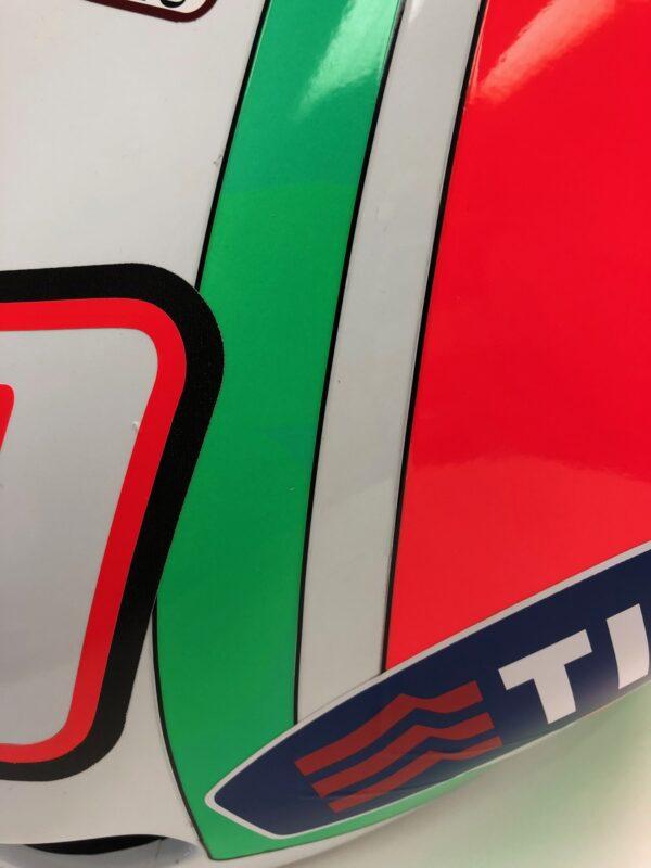 Nicky Hayden 2012 Ducati Fairing Photos