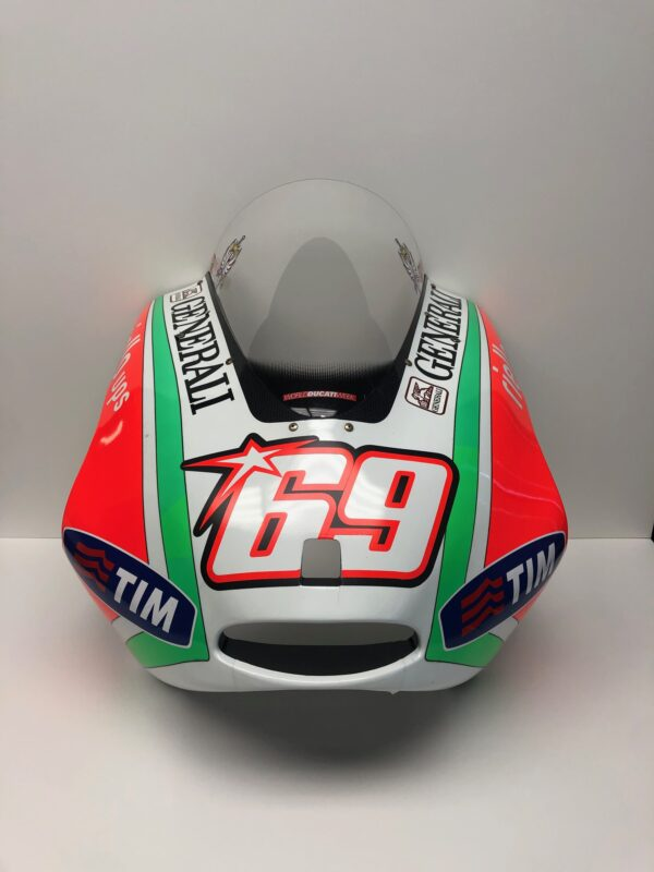 Nicky Hayden 2012 Ducati MotoGP Fairing