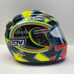 Valentino Rossi 2003 AGV Signed Helmet Honda