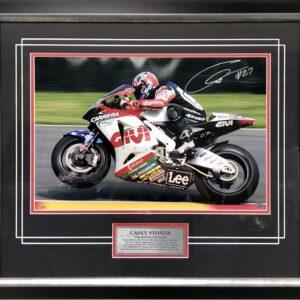 Casey Stoner 2006 LCR MotoGP Memorabilia