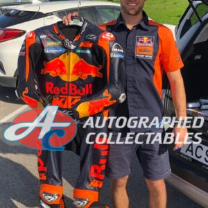 Brad Binder Signed KTM racing MotoGP leathers