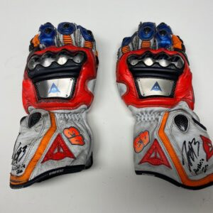 Jack Miller 2020 Worn Dainese Gloves