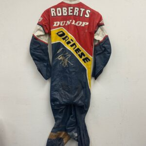 Kenny Roberts Snr Worn Dainese Leathers