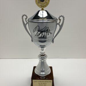 Kenny Roberts Snr MotoGP Memorabilia Trophy