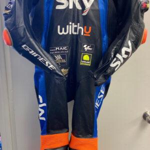 Luca Marini 2021 SKY VR46 MotoGP Leathers