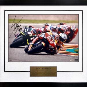 Marc Marquez Repsol Honda MotoGP Memorabilia