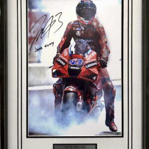 Jack Miller 2021 Jerez Victory Signed MotoGP Memorabilia