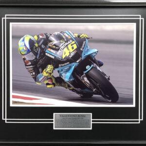 Rossi MotoGP Yamaha signed
