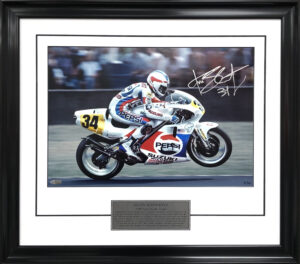 Kevin Schwantz 500cc signed MotoGP Suzuki